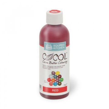 Colorante liposoluble Cocol Red Rojo Squire Kitchen