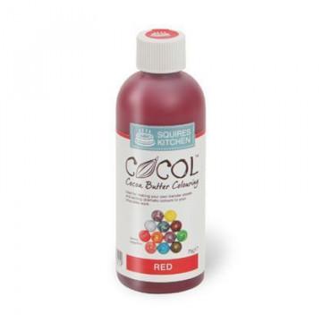 Colorante liposoluble Cocol Red Rojo Squire Kitchen