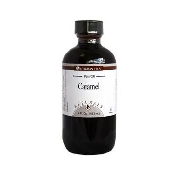 Sabor Natural de Crema de Caramelo Lorann