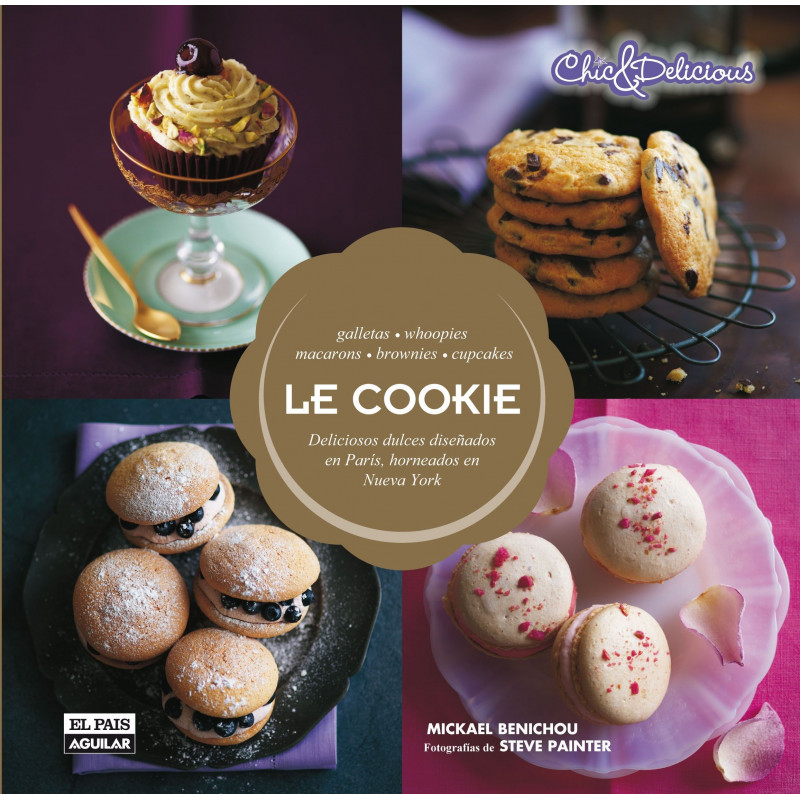 Libro Le Cookie de Michael Benichou
