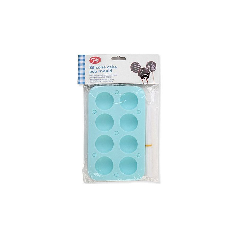 Molde silicona cakepops Tala