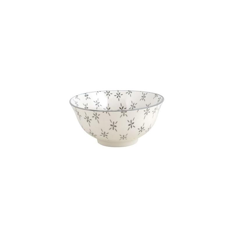 Bol de cerámica Olivia Gris