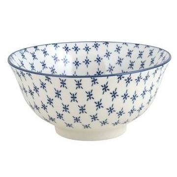 Bol de cerámica Olivia Azul