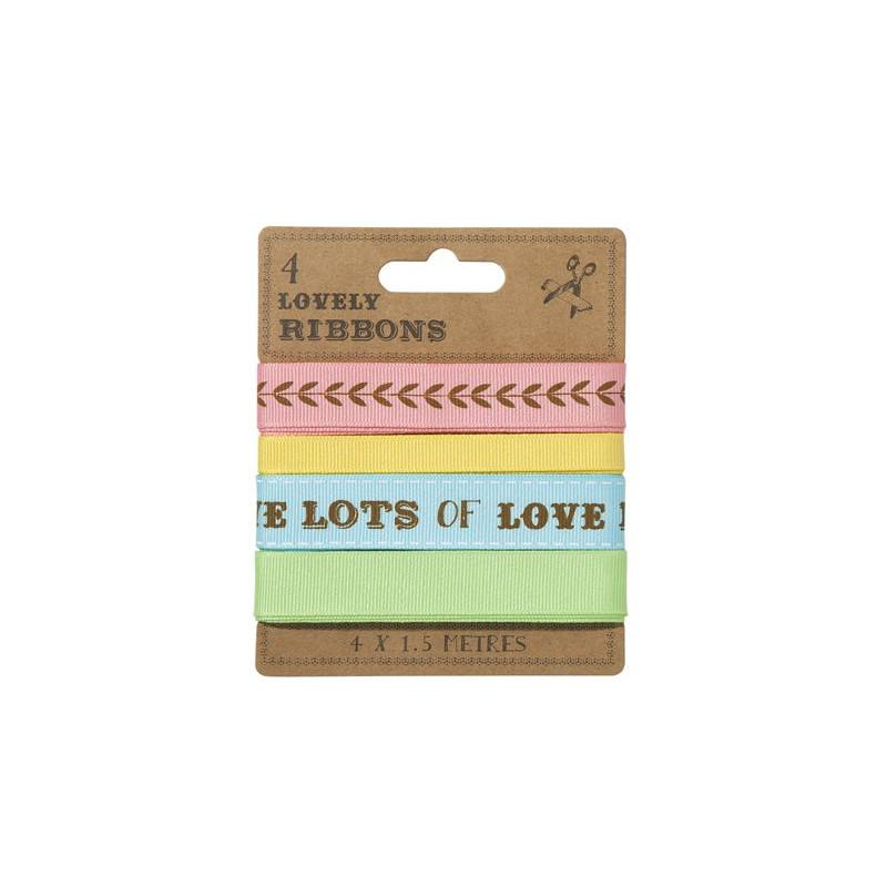 Pack de cintas Lovely