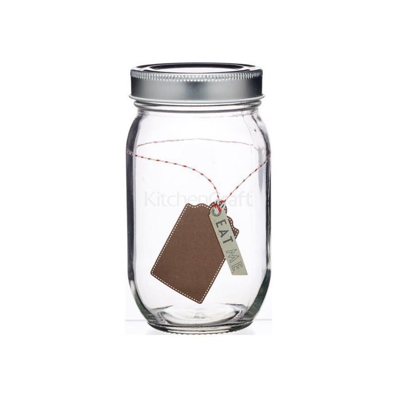 """Bote de cristal decorado """"made with love"""" [CLONE] [CLONE] [CLONE]"""