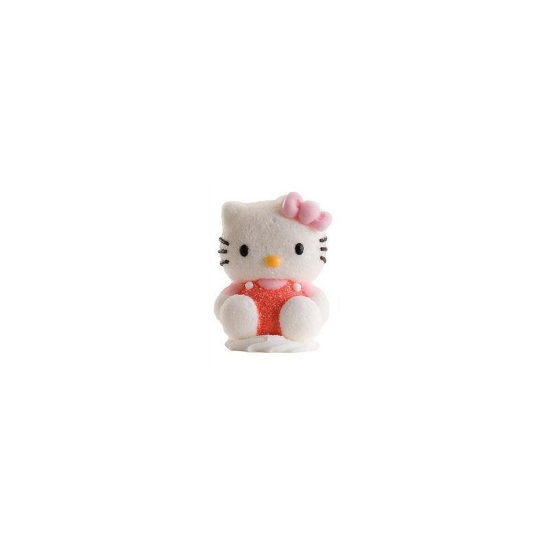 Decoraciones de marshmallow Hello Kitty 1