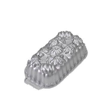 Platinum Pumpkin Loaf Pan