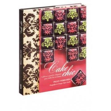 Libro Cake Chic por Peggy Porchen