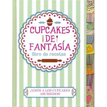 Libro Cupcakes de Fantasía