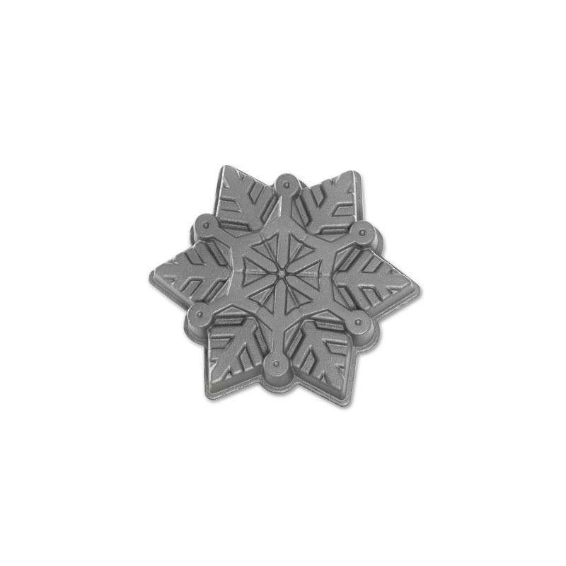 Molde Copo de Nieve Snow Flake Nordic Ware