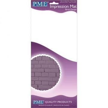Plantilla texturizadora motivos ladrillos PME