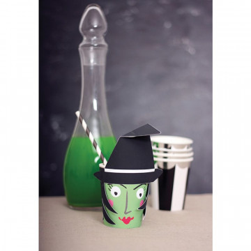 Vasos fiesta Something Wicked Halloween