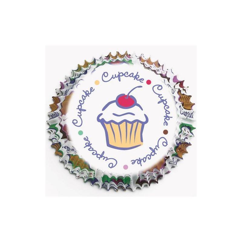 Mi Pequeña Princesa Cupcake Toppers Papel de Arroz x20 o Glaseado 1032 Personal
