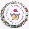 """Cápsulas cupcakes """"Heaven"""" Wilton"""