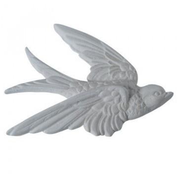 Molde silicona Pájaro Volando SK
