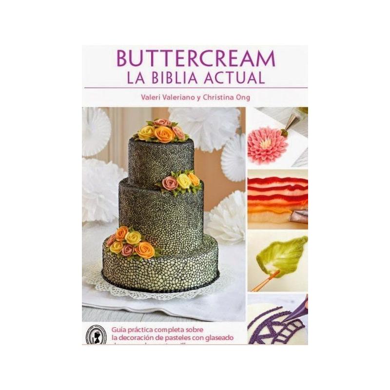 Libro Buttercream La Biblia Actual