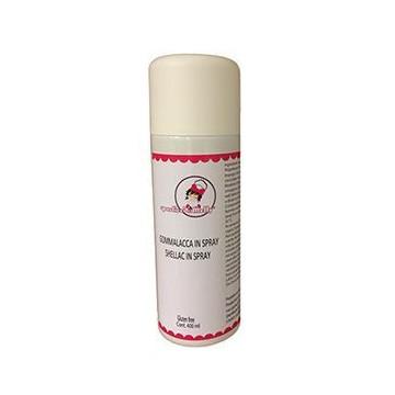 Spray Laca Satinada Comestible Molly 250gr