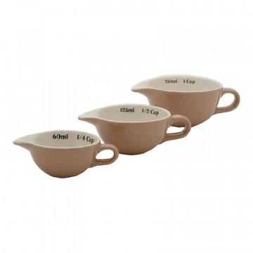 Set Tazas medidoras cerámica Mason Cash