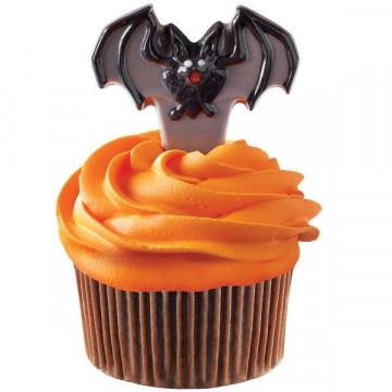 Molde Candy Pick Bat Halloween Wilton