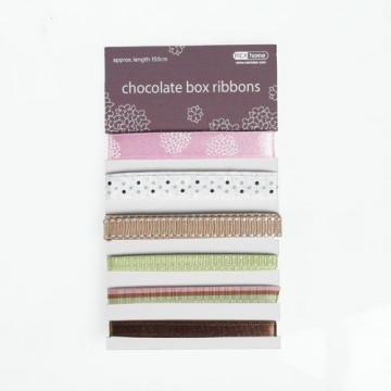 Pack de cintas Colección Chocolate