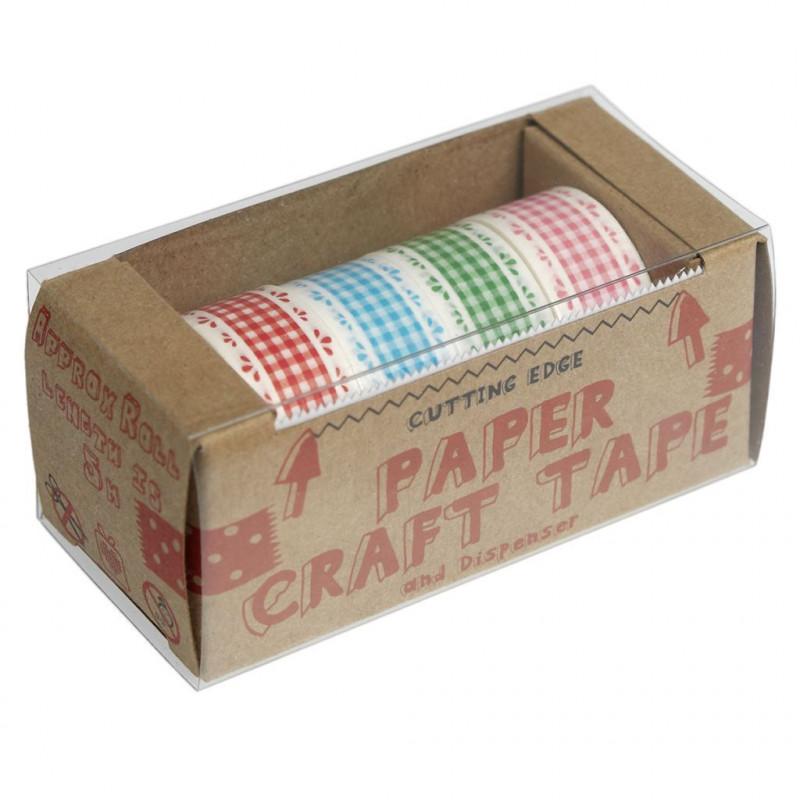 Washi tape pack 4: Vichy