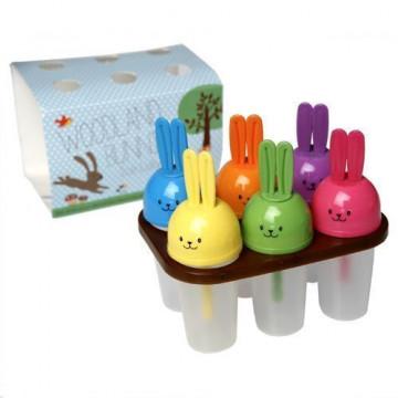 Molde para helados Conejo
