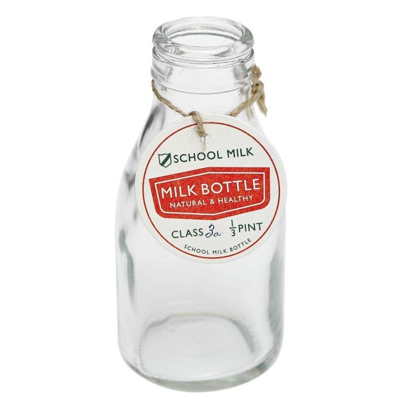 Botella de cristal básica 200 ml