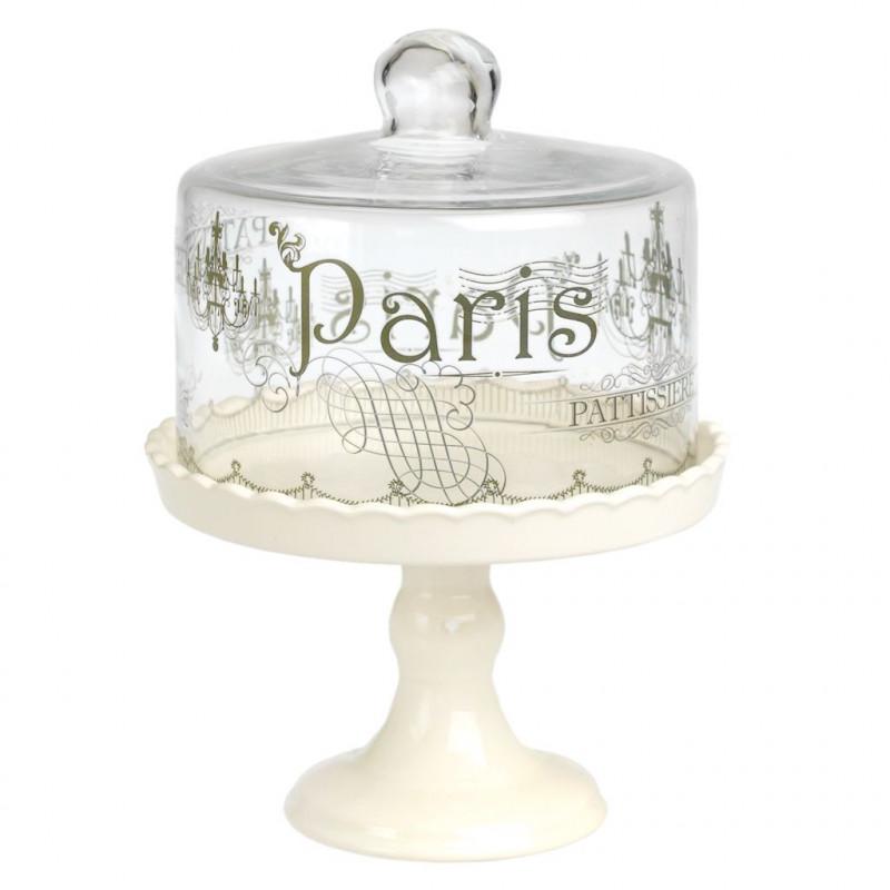 Cake Stand + Cúpula Patisserie