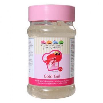 Gel transparente frío Funcakes