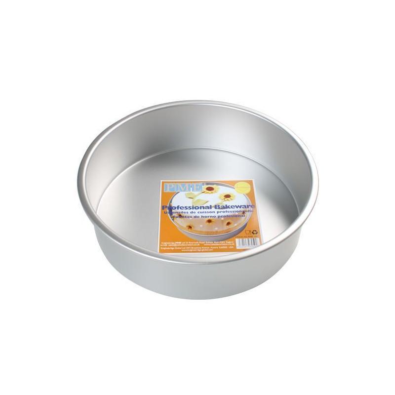 Molde bizcocho redondo 40 x 7.5 cm PME