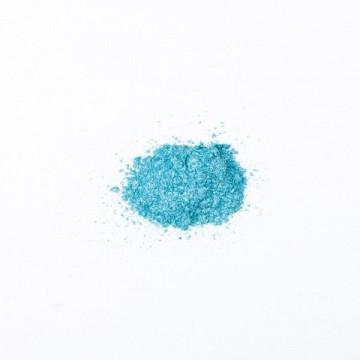Colorante en polvo perlado Turquesa Tiffany 5g Molly