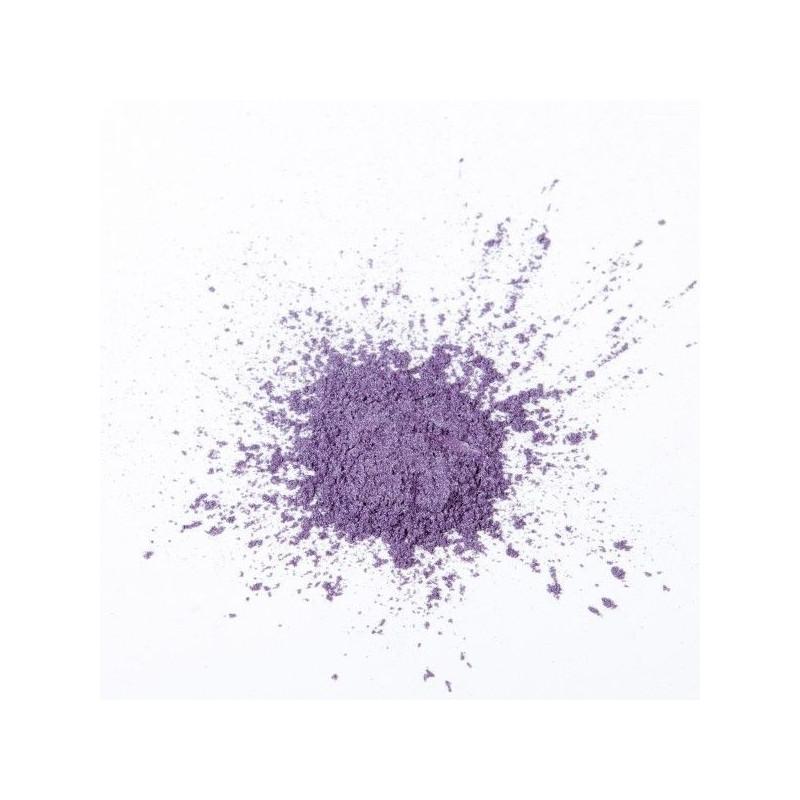 Colorante en polvo perlado Violeta 5g Molly