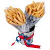 Conos para patatas frias 8 unidades