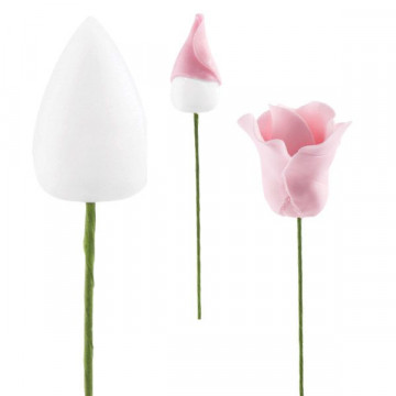 Bases para hacer rosas Wilton