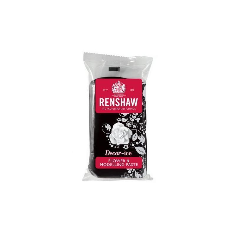 Pasta de flores Negro 250gr Renshaw