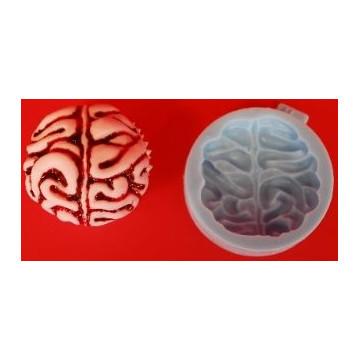 Molde silicona Cerebro
