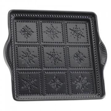 Molde Snowfake ShortBread Pan Nordic Ware