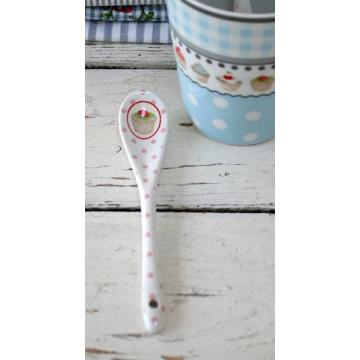 Cuchara cerámica Cupcake