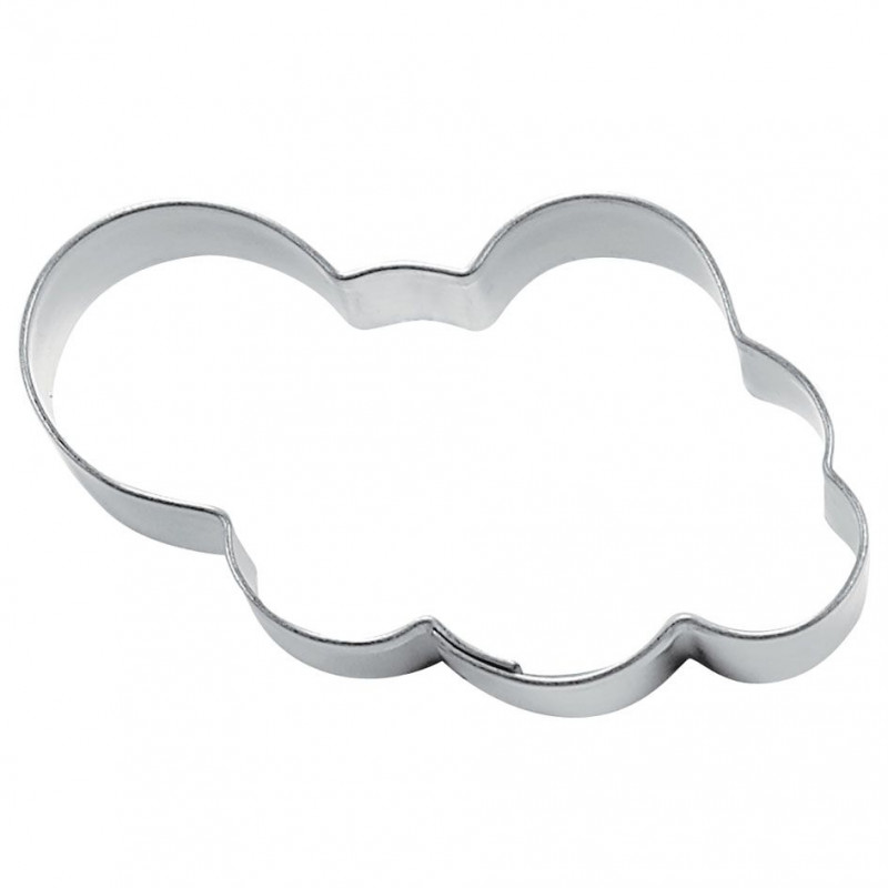 Cortante galleta Nube