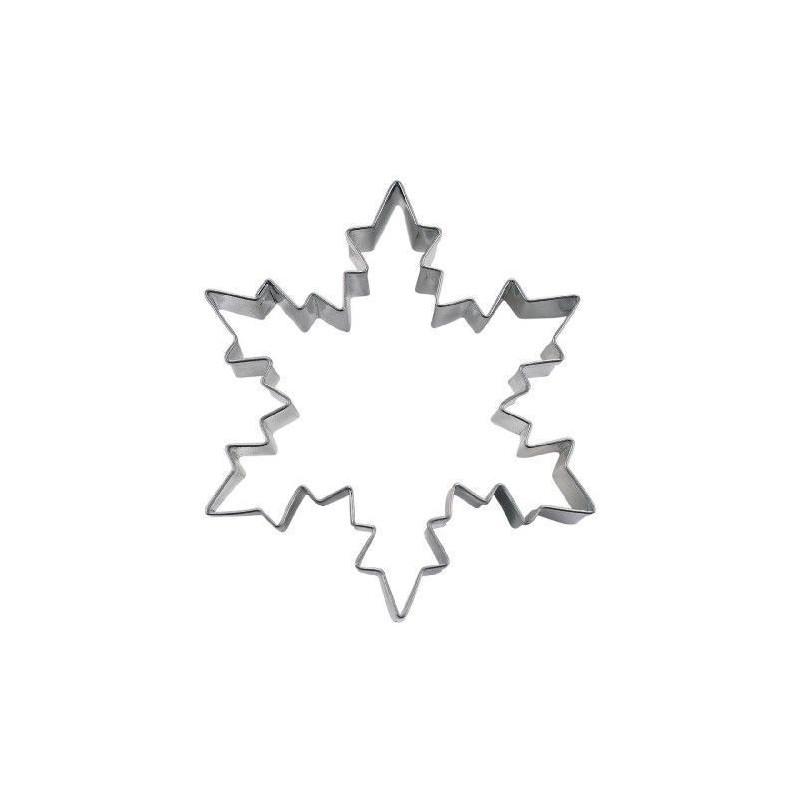 Cortante galleta Copo Nieve Ice Crystal