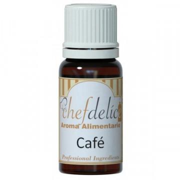 Aroma concentrado Café 10 ml Chefdelice