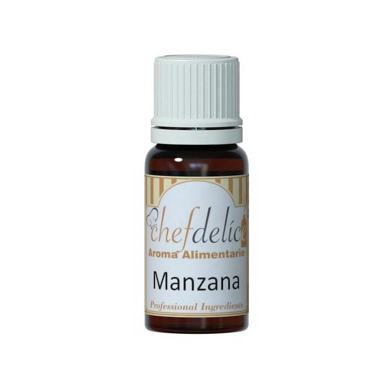 Aroma concentrado Manzana 10 ml Chefdelice