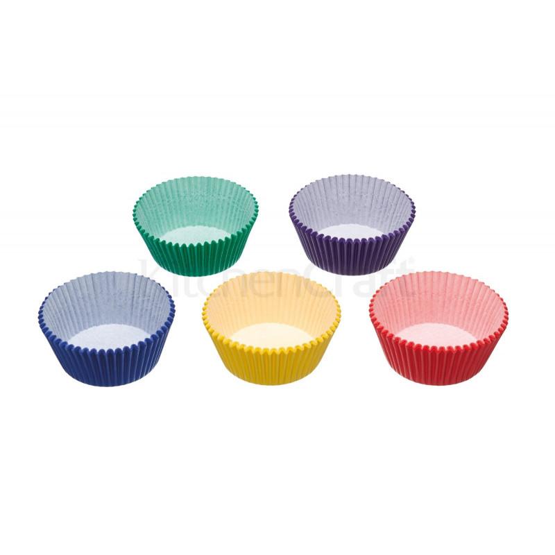 Cápsulas cupcakes 150 unidades Arcoiris Sweet Does It