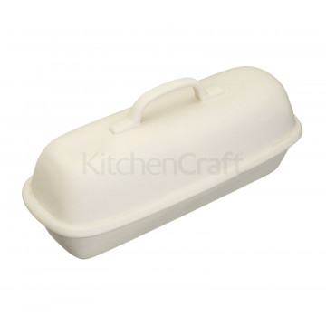 Molde Horno Cerámica de Pan Rectangular Kitchen Craft