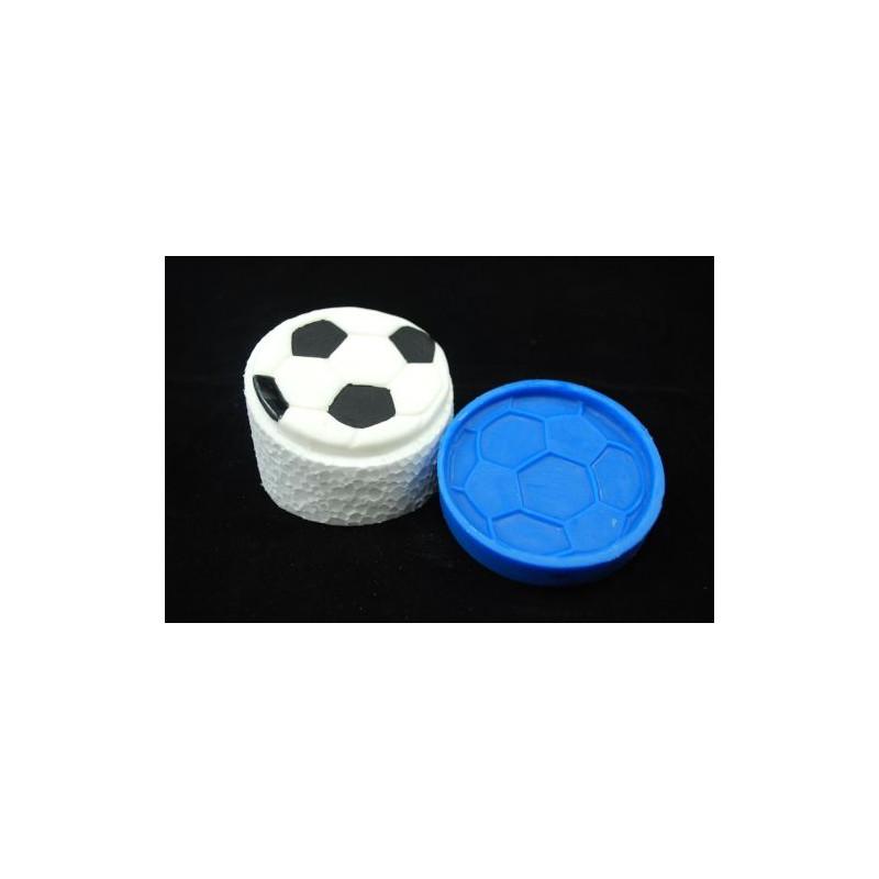 Molde silicona Balón de Futbol