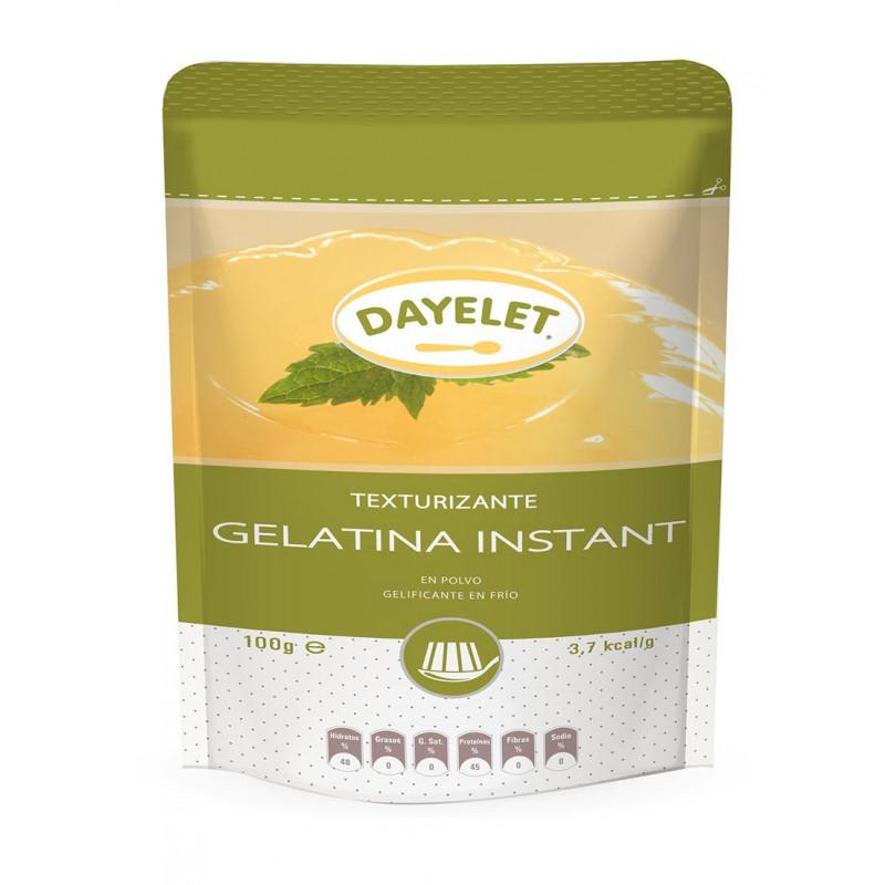 Gelatina en polvo Minis 100gr Dayelet