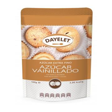 Azúcar Vainillado Minis 100 gr Dayelet