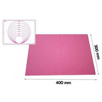 Plancha para estirar masas de silicona 40 x 30 cm Silikomart
