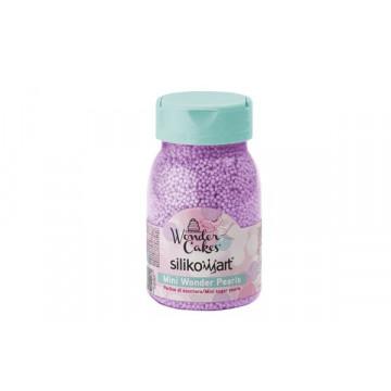 Sprinkles Nonpareils Lila Silikomart