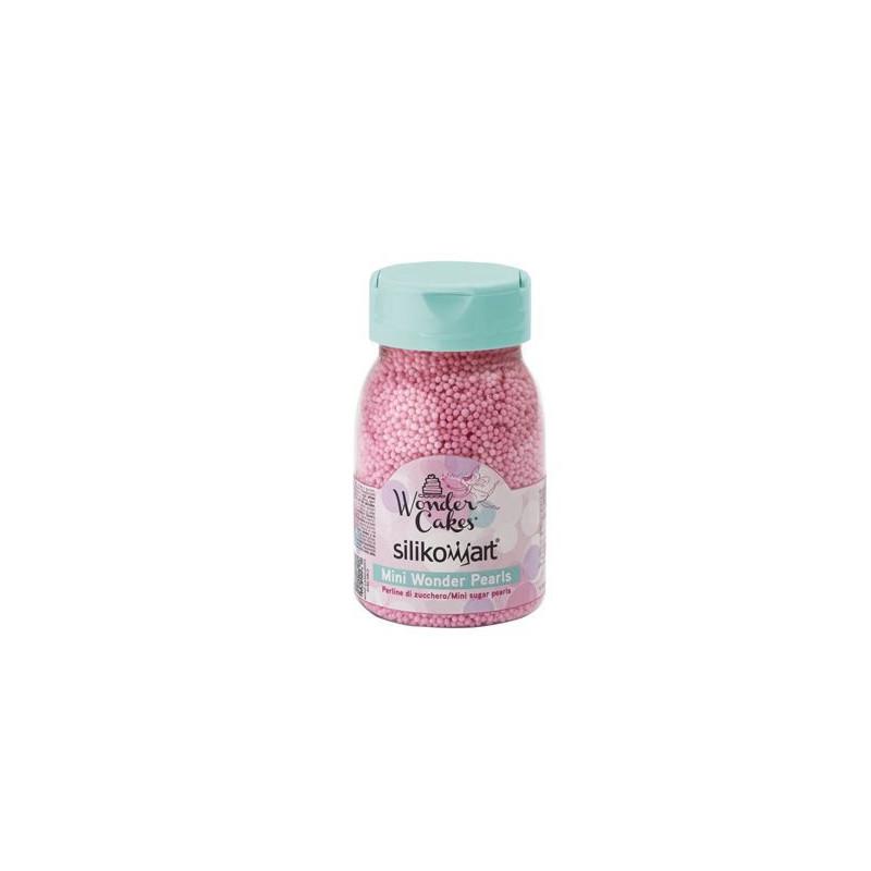 Sprinkles Nonpareils Rosa Silikomart